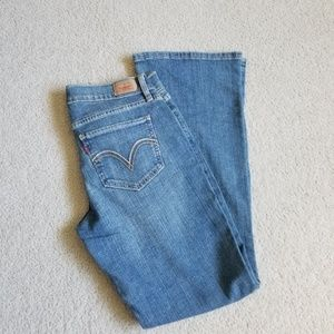 NWOT Levi's Jeans! 524 too super low jeans! 9S/C
